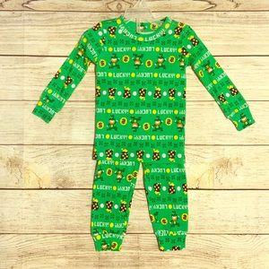 Gymboree St. Patrick's Day Pajamas - NEW ☘️